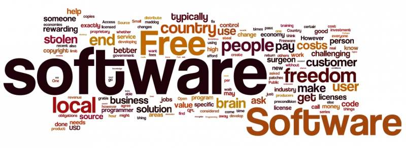 Free Sfotware Word Cloud