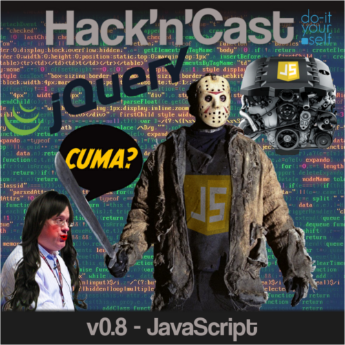 Hack 'n' Cast v0.8 - JavaScript