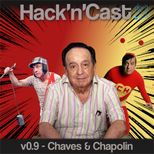 Hack 'n' Cast v0.9 - Chaves & Chapolin