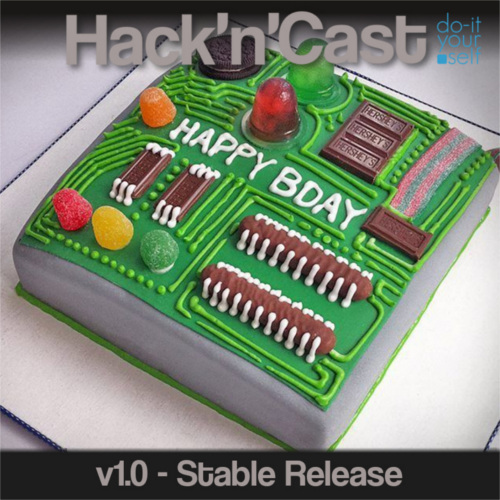 Hack 'n' Cast v1.0 - Stable Release