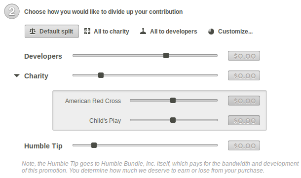 Humble Bundle Division